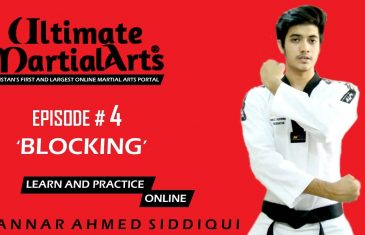 Episode 4 | Ultimate Martial Arts | Mannar Ahmed Siddiqui