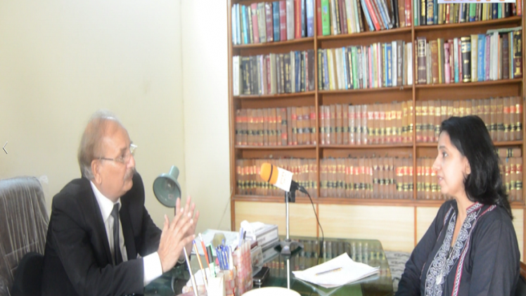 Episode 3   Prof. Ashfaq Hussain, Advocate Supreme Court of Pakistan   Host Jasmin Lakhani   LAWS AND ACCESS TO JUSTICE (criminal laws)