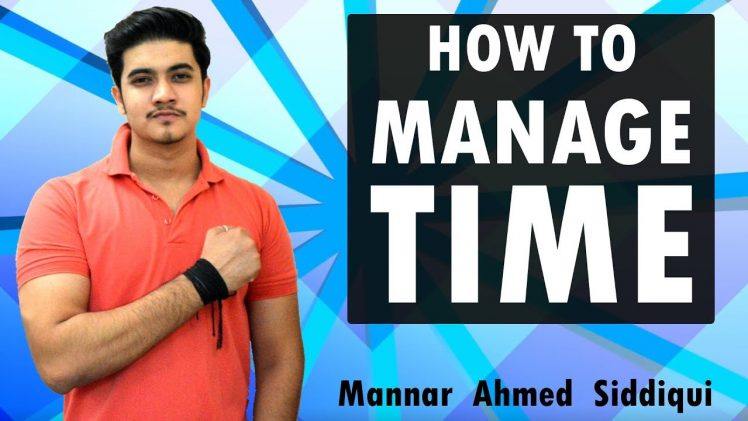 How to Manage Time (Urdu) | Mannar Ahmed Siddiqui | Hope Health Happiness – 9