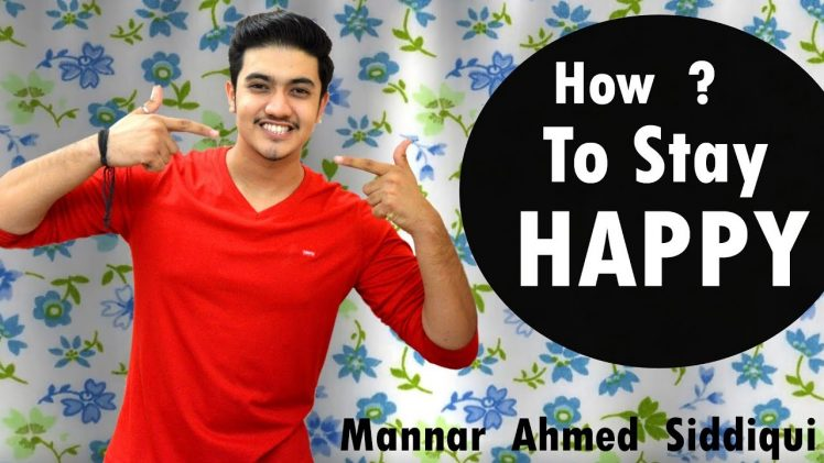 How To Stay Happy (Urdu) | Mannar Ahmed Siddiqui | Hope Health Happiness – 10