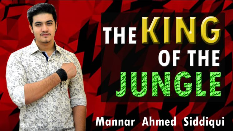 The King Of The Jungle (Urdu) | Mannar Ahmed Siddiqui | Game of Success | Ep 15