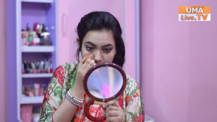 Quick and easy party glam look   Episode:11   Beauty & Glam by Areej   Areej Ahmed Siddiqui