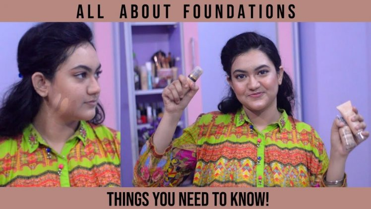 All About Foundations | Beauty & Glam by Areej | Episode: 26 | In full detail in Urdu.