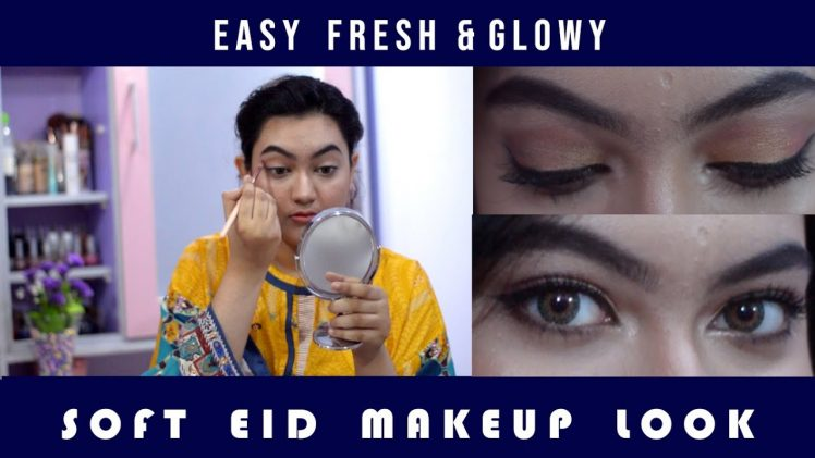 Quick & Easy Fresh Soft Eid Makeup Look | Beauty & Glam by Areej | Episode: 30 | In detail in Urdu